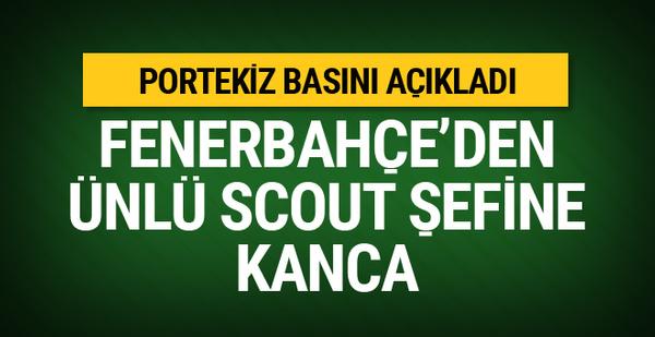 Fenerbahçe'den scout hamlesi