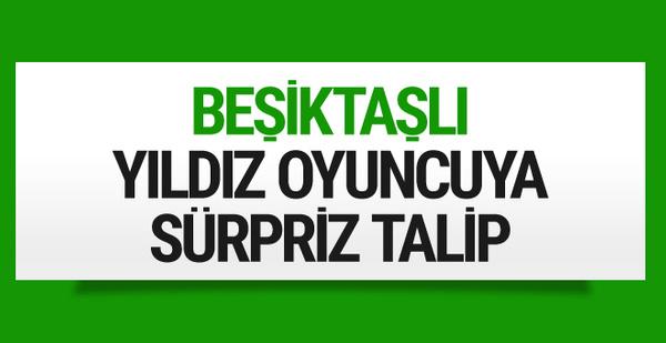 Beşiktaşlı Anderson Talisca'ya sürpriz talip