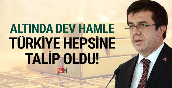 Altında dev hamle: Türkiye rezervlere talip oldu!