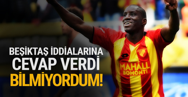 Demba Ba'dan Beşiktaş iddialarına yanıt!