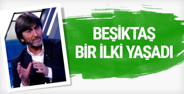 Rıdvan Dilmen'den Beşiktaş yorumu