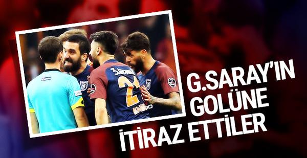 Galatasaray'ın ikinci golüne el itirazı!