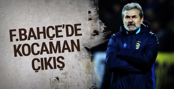Fenerbahçe'de kocaman çıkış