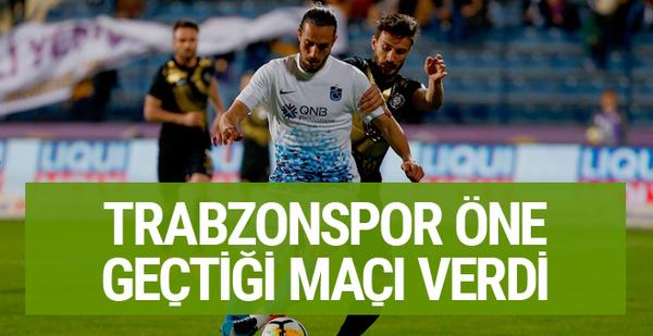 Osmanlıspor-Trabzonspor maçı golleri ve sonucu