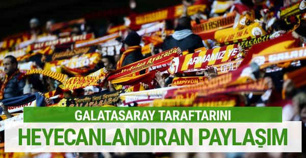 Badou Ndiaye'den flaş Galatasaray paylaşımı