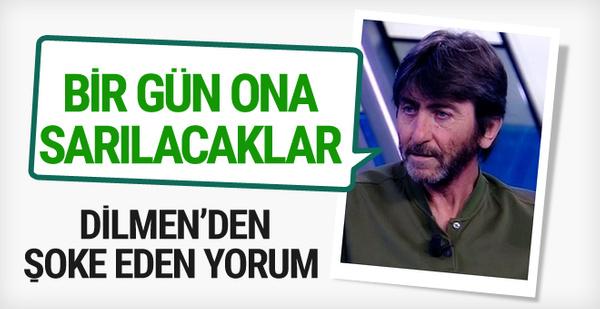 Rıdvan Dilmen'den Arda Turan açıklaması