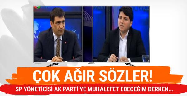 AK Parti ve seçmenine çok ağır sözler!