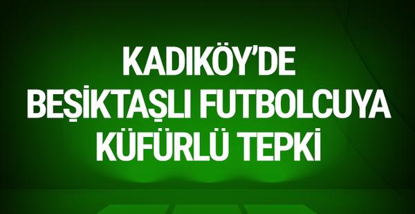 Kadıköy'de Caner Erkin'e büyük tepki!