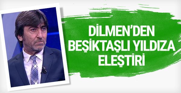 Rıdvan Dilmen'den Oğuzhan Özyakup'a eleştiri!