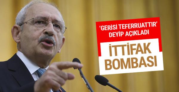 Kılıçdaroğlu'ndan kritik çağrı! Gerisi teferruattır deyip açıkladı