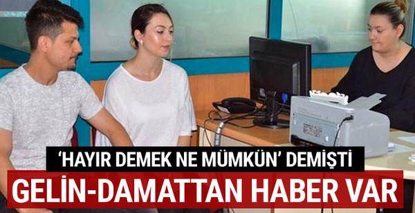 Türkiye onları konuşmuştu! Canlı yayında evlenecekler