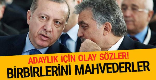 Çok çarpıcı yorum! Erdoğan ve Gül birbirlerini mahveder