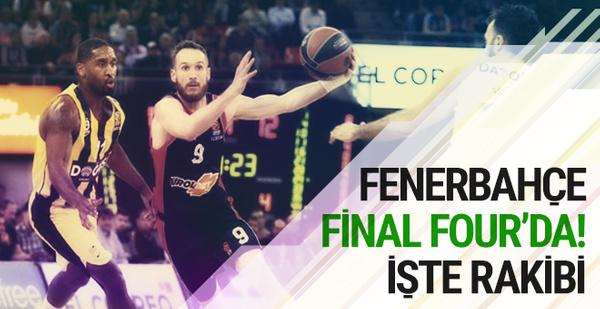 Fenerbahçe Doğuş Dörtlü Final'de! İşte rakibi...