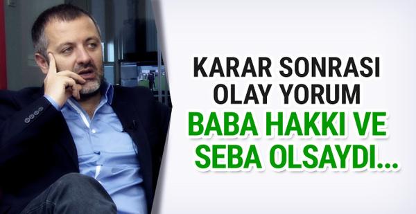 Mehmet Demirkol'dan Beşiktaş'ın kararı hakkında olay yorum