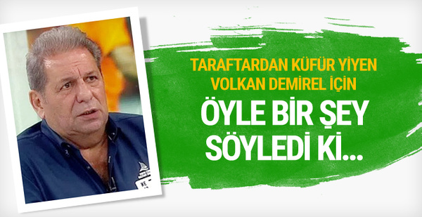 Erman Toroğlu'dan Volkan Demirel'e eleştiri