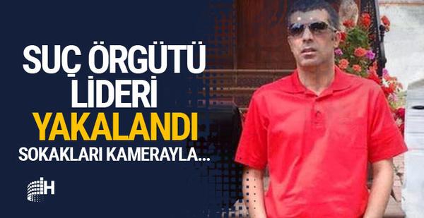 Suç örgütü lideri Fırat Delibaş yakalandı!