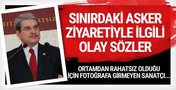 Aytun Çıray sınır ziyaretindeki ünlüleri neden eleştirdi?