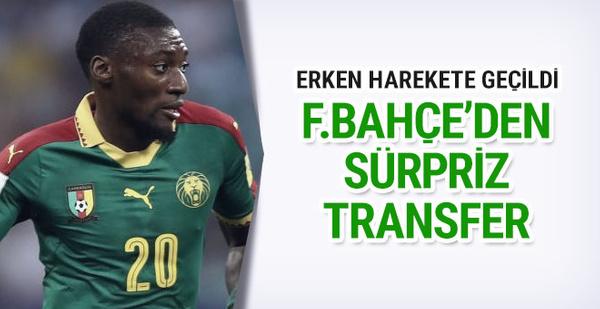 Fenerbahçe'den Ekambi sürprizi