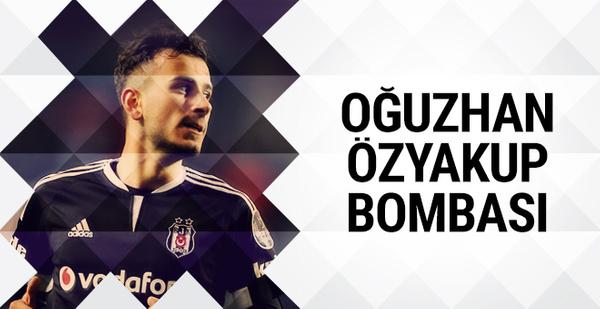 Beşiktaşlı Oğuzhan Özyakup hakkında bomba iddia!