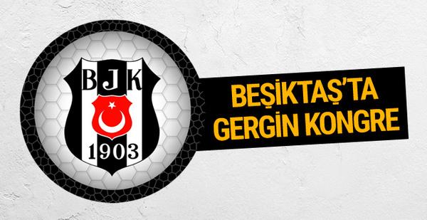 Beşiktaş'ta kritik kongre günü geldi
