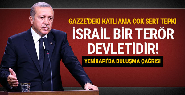 Erdoğan: Kudüs'ü kaybettiğimiz gün olmasına izin vermeyeceğiz