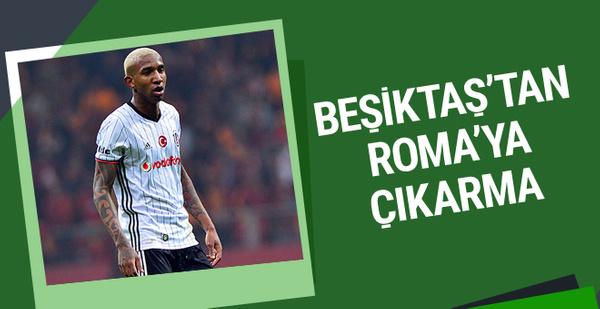 Beşiktaş'tan Roma'ya transfer çıkarması