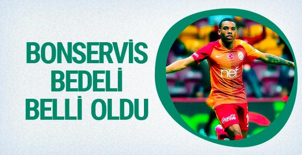 Galatasaray Rodrigues'in fiyatını belirledi