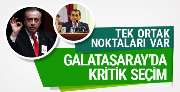 Galatasaray'da 4 adayın tek ortak noktası Fatih Terim
