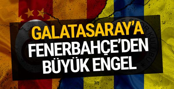 Galatasaray'ın şampiyonluk kutlamasına Fenerbahçe engeli