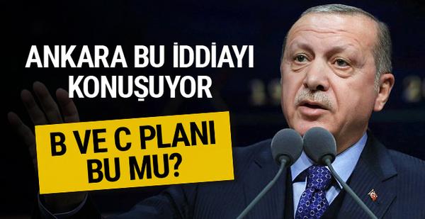 Ankara'yı sarsan iddia! Ak Parti kulisleri bunu konuşuyor