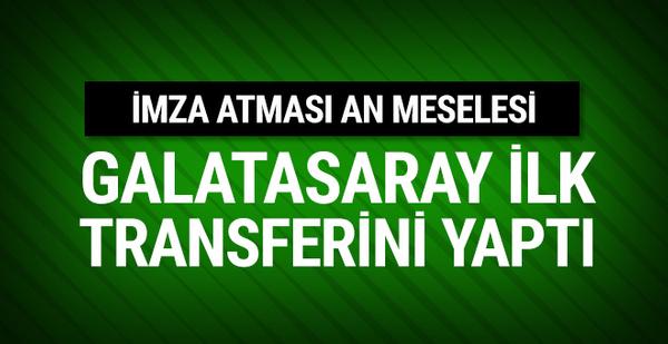 Galatasaray Eskişehirsporlu Dorukan ile anlaştı