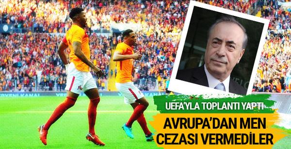 Mustafa Cengiz UEFA toplantısından çıkan kararı açıkladı