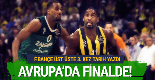 Fenerbahçe Doğuş Zalgiris Kaunas maçı sonucu ve özeti
