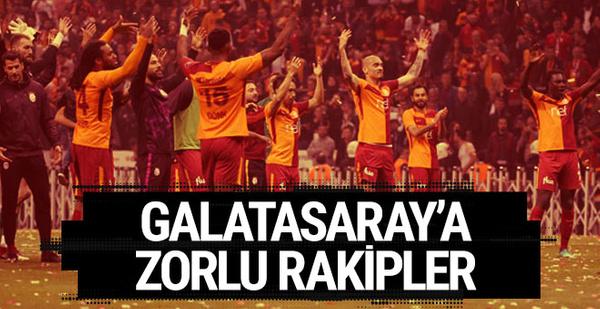 Galatasaray Şampiyonlar Ligi'ne katılırsa...