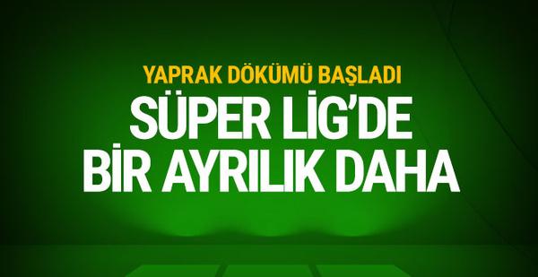 Antalyaspor'da Hamzaoğlu'yla yollar ayrıldı!