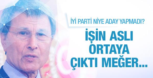 Yusuf Halaçoğlu niye aday yapılmadı? İYİ Parti açıkladı meğer...