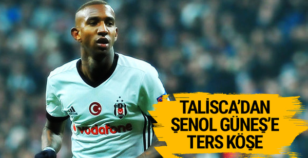 Takım arkadaşı Talisca'nın yeni kulübünü açıkladı