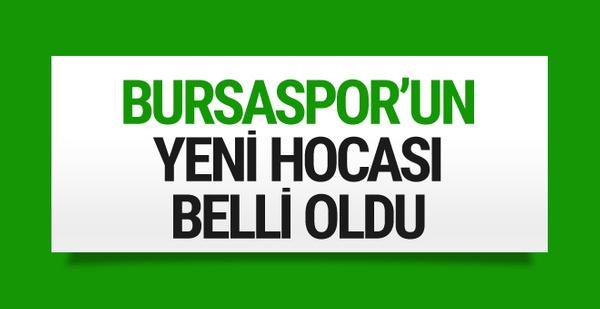 Bursaspor'da Samet Aybaba dönemi