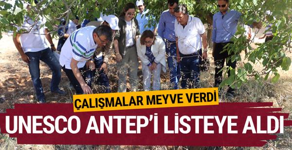 UNESCO Gaziantep'in su altı yapılarını listesine aldı