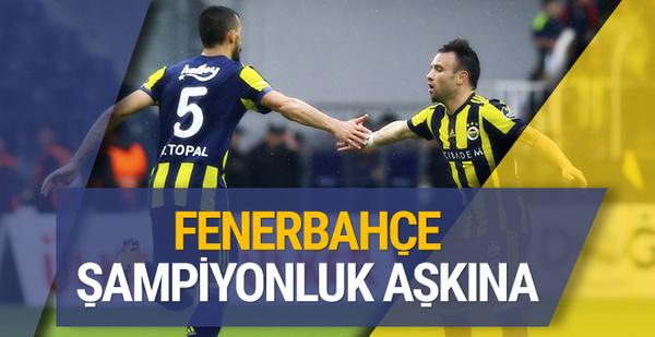 Fenerbahçe - Bursaspor maçı golleri ve geniş özeti