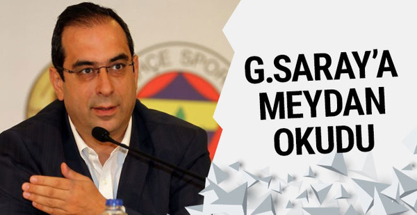 Şekip Mosturoğlu Galatasaray'a meydan okudu!