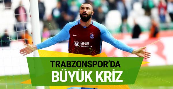 Trabzonspor Burak Yılmaz'dan indirimin kralını istedi