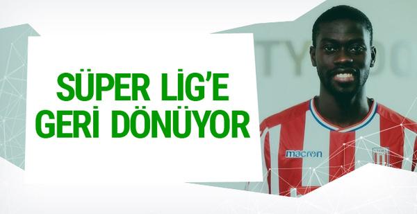 Ndiaye  Galatasaray'a geri dönüyor