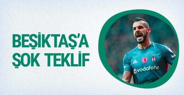 Alvaro Negredo için Beşiktaş'a ilginç transfer teklif!