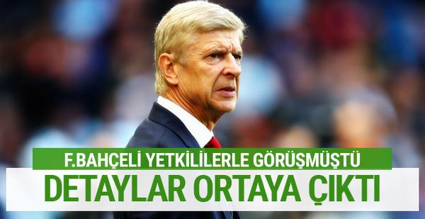 İşte Arsene Wenger'in Fenerbahçe'den isteği