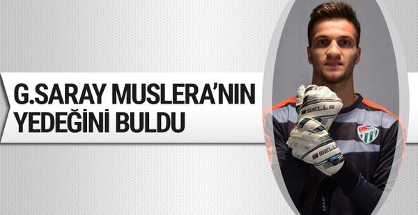Galatasaray Muslera'nın yedeğini buldu