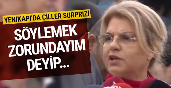 Ak Parti'nin Yenikapı mitinginde Tansu Çiller süprizi