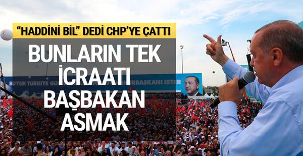Erdoğan'dan CHP'ye Menderes hatırlatması