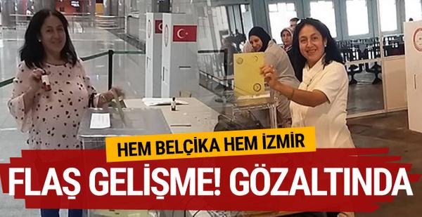 'İki kere oy kullandı' iddiasında sıcak gelişme gözaltına alındı