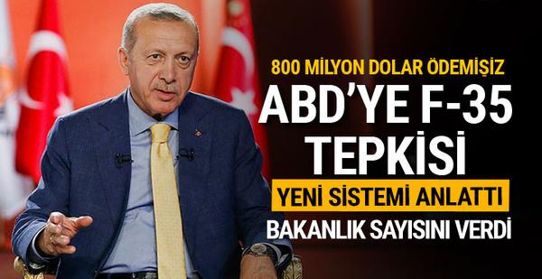 Erdoğan canlı yayında soruları yanıtladı